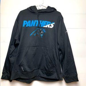 Nike Panthers men's XL sweatshirt